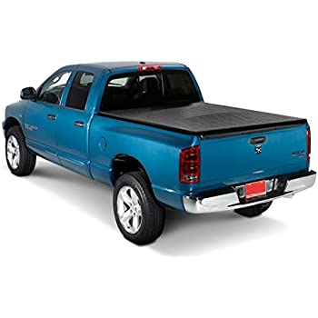 Heavy Duty Roll-Up Soft Tonneau Cover 83-11 FORD RANGER/94-10 MAZDA B-SERIES 6 ft SHORT BED