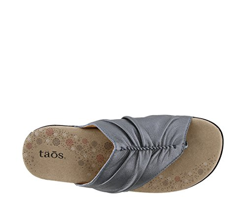 Taos Footwear Women's Gift 2 Sandal Navy Pearl shopping online clearance enjoy for sale clearance visit new 1ezFEd5J