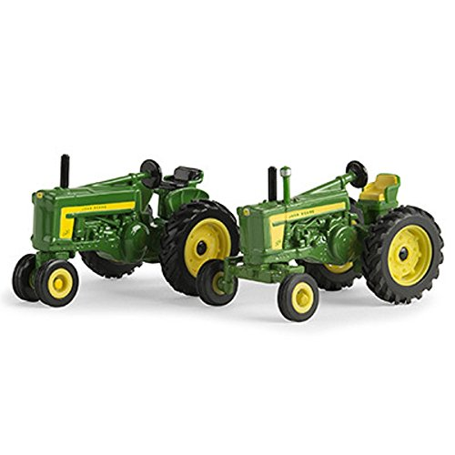 John Deere ERTL 1/64 620 and 720 Tractors 60th Anniversary Set