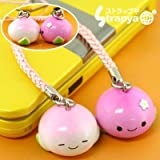 Kiss! Momo Chan Pair Cell Phone Charms, Best Gadgets