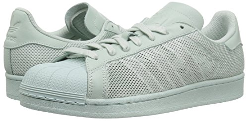 adidas Originals Men's Superstar Triple Running Shoe, VAPGRN, 10 Medium US