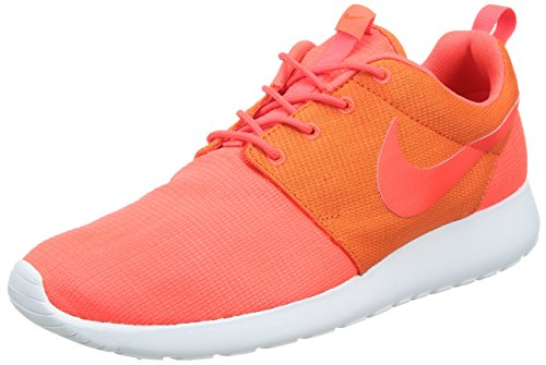 Nike Herren Roshe One Low-Top Bright Crimson / Bright Crimson / Tm Orange