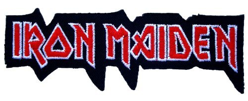 IRON MAIDEN Music Speed Metal Rock Logo t Shirts MI03 Patches - Iron Maiden Jacket