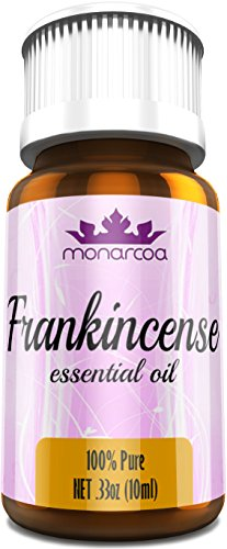 Monarcoa Frankincense Essential Oil - 100% Pure, Best Quality, 10ml