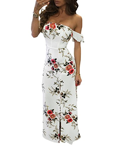fitted backless maxi dress - 5