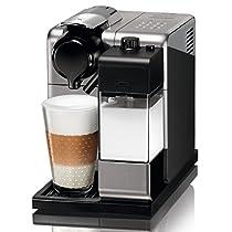 Nespresso Lattissima Touch EN550.S Macchina per Caffè Espresso di De'Longhi, Colore Silver [Classe di efficienza energetica A]