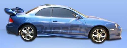 Duraflex 101504 1994-1999 Toyota Celica Duraflex Vader Side Skirts Rocker Panels - 2 -