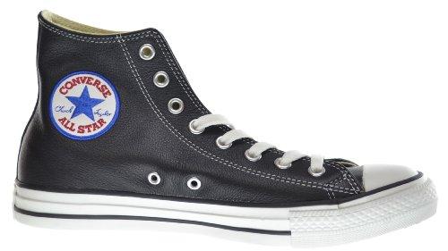 Converse Chuck Taylor All Star Hi Men's Sneakers Black 1s581 (11 D(M) - Hi Black