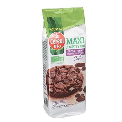 Maxi Cookies Cacao Bio Cereal Bio 185 G