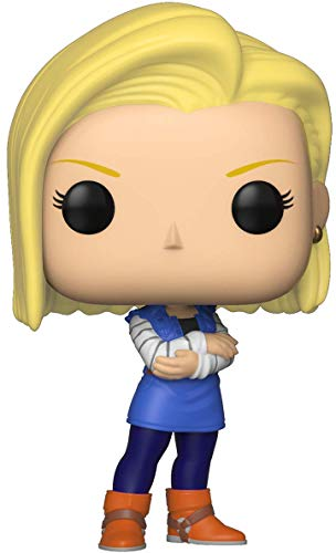 Funko POP! Animaiton: Dragon Ball Z - Android 18, Standard, -