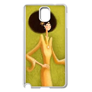 Samsung Galaxy Note 3 Cell Phone Case White_girly_158 Qddxl