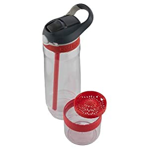 Contigo 26oz Ashland Infuser - Red