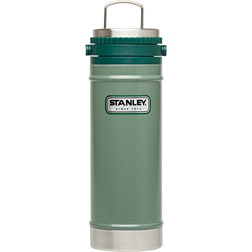 Stanley Classic Vacuum Travel Press 16oz Hammertone Green by Stanley