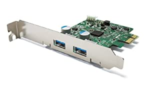 BUFFALO PCI Express x1用 USB3.0対応インターフェースボード IFC-PCIE2U3