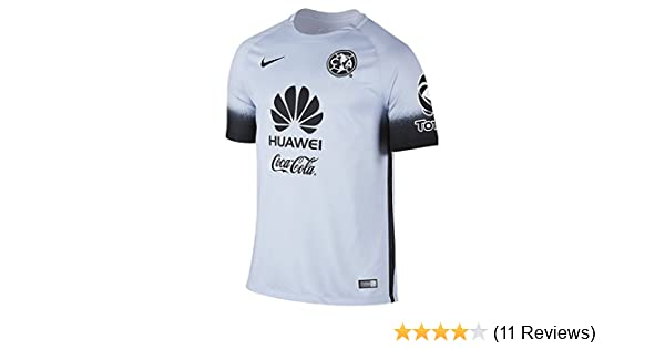 Amazon.com : Nike Club América Stadium Decept Third Jersey 2016 : Sports & Outdoors