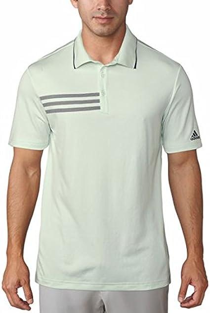 adidas CF7887 Polo de Golf, Hombre, Verde, M: Amazon.es: Ropa y ...