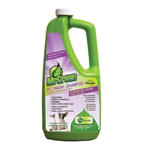 MrGreen Pet Wash and Shampoo, 34-Ounce, My Pet Supplies