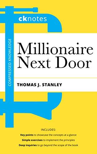 CKnotes on the Millionaire Next Door (English Edition)