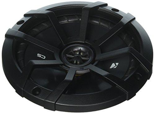 Kickers 43CSC674Coaxial System–Black