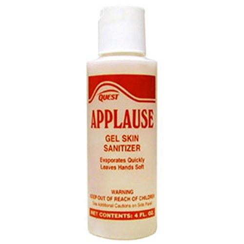 applause gelled hand sanitizer