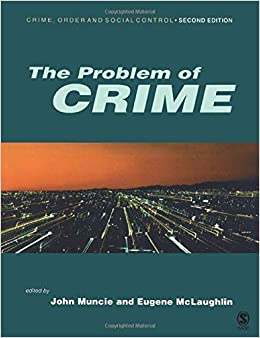 The Problem of Crime (Published in association with The Open