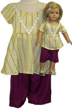 Matching Short Set for B00YNSFH0S 18インチGirl 18インチGirl and Dollsサイズ7 Short B00YNSFH0S, BallClub:3c59188b --- arvoreazul.com.br