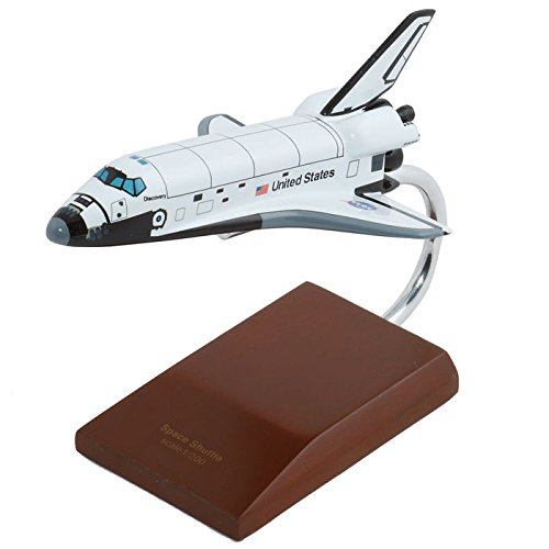 Space Shuttle Replicas - Exectutive Series E0420 NASA Space Shuttle Discovery 1:200 Scale Museum Quality Display Model with Stand
