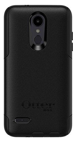 OtterBox COMMUTER SERIES Case for LG ARISTO 2 / LG TRIBUTE DYNASTY / LG K8+ / LG ZONE 4 / LG Fortune 2 / LG Risio 3 / LG Aristo 2 PLUS - Retail Packaging - BLACK
