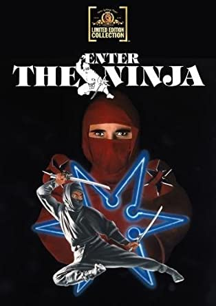 Amazon.com: Enter the Ninja Dvd Region 2 Pal Import Franco ...