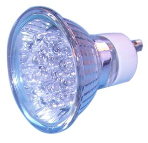 PIKE & CO® PKE32004 LED GU10 BLUE 240V T/C w/min 3yr Warranty PIKE & CO®