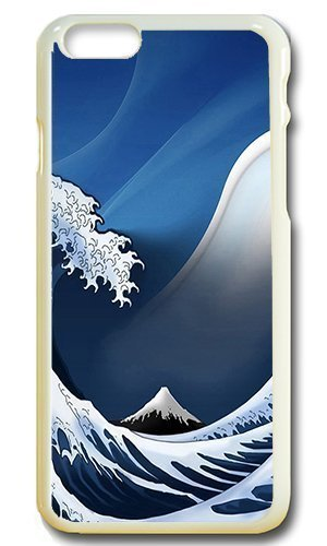 6 Case, Iphone 6 Case - Wave Extra Slim Fit Protective Hard Case for iPhone 6 (4.7
