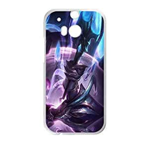 HTC One M8 Phone Case Cover White League of Legends Galactic Azir EUA15977284 Waterproof Mobile Phone Case