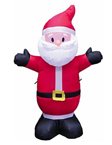 Airflowz Santa Inflatable 4 -