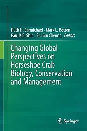 (Changing Global Perspectives on Horseshoe Crab Biology, Conservation and Management)