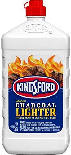 - Kingsford Charcoal Lighter Fluid 64 Oz. Odorless