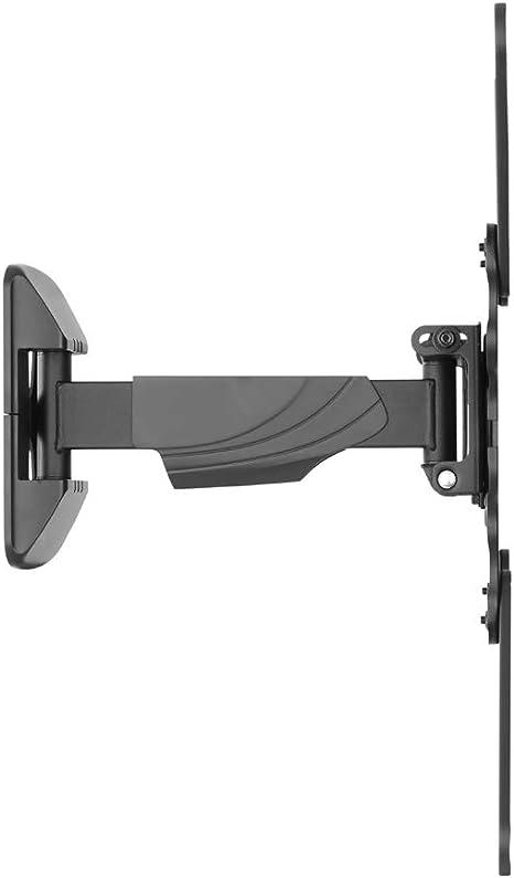 NewStar LED-W420BLACK Supporto da parete per monitor TV nero 23-55 35kg