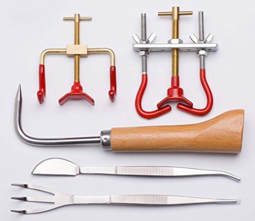 Garden & Bonsai Tool Kit 5 Pcs Per Set Gbtk-01 Branch Benders/Bonsai Hook/Bonsai Tweezers by Garden & Bonsai Tool Kit (Image #6)