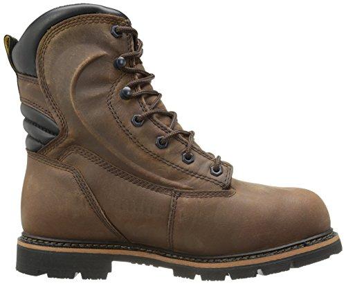 Golden Retriever Hombres 8976 Compuesto Trabajo Zapato Marrón