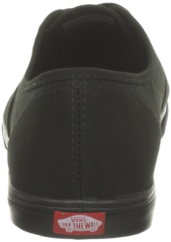 Vans Authentic B06X96G3B8 39 M EU / 8.5 B(M) US Women / 7 D(M) US Men|Black/Black