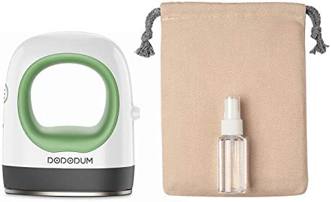 DODODUM EasyPress Mini Heat Press Machine for T Shirts Shoes Hats Small HTV Vinyl Projects Portable Mini Easy Press for Heating Transfer Green