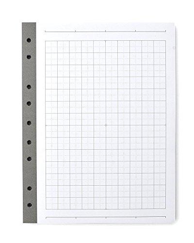 Russell+Hazel Mini Smartdate Grid Paper - ()