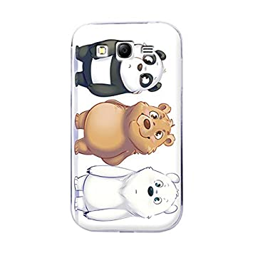Amazon.com: AlyBnd New! Bear Carton Case for Samsung Galaxy ...