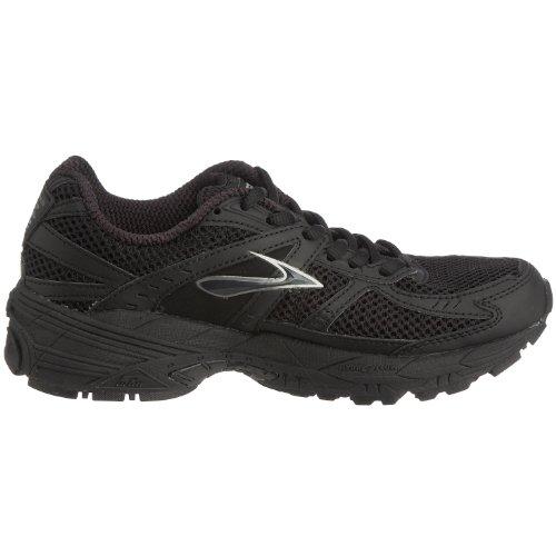 Brooks GTS 10, Chaussures de running femme Noir