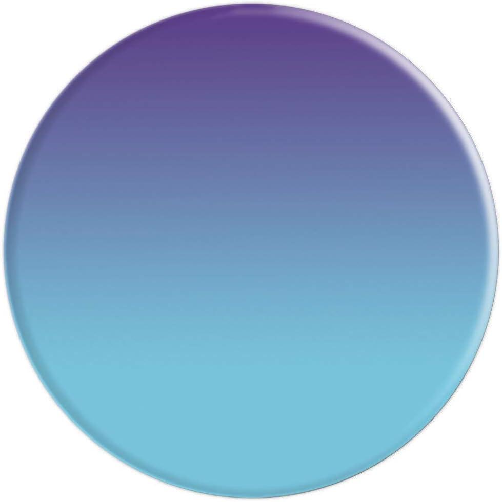 Gradiente Ombre p/úrpura y azul PopSockets Agarre y Soporte para Tel/éfonos y Tabletas