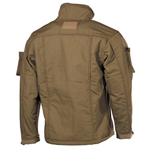 Us M Mfh Uomo Combat Giacca Fleece Coyote Taglia wn8BqvF5BU