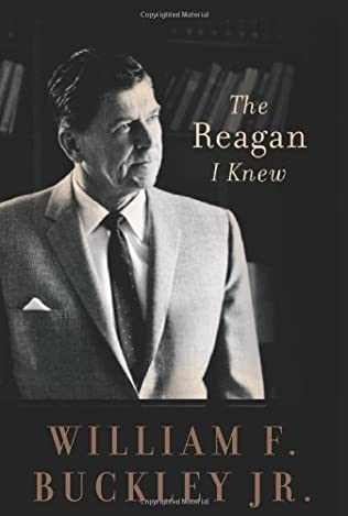 book cover of The Reagan I Knew