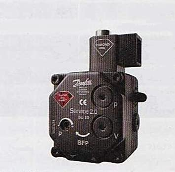 Danfoss Diamond /Ölpumpe BFP 41 L3