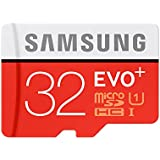 Samsung 32GB EVO Plus Class 10 Micro SDHC with Adapter 80mb/s (MB-MC32DA/AM)