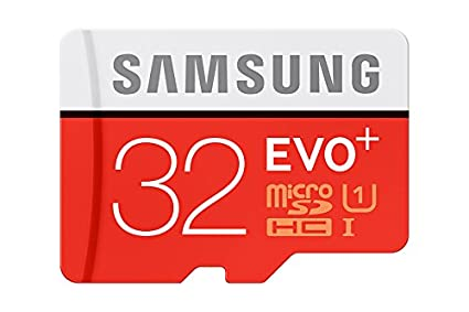 Amazon Samsung 32gb Evo Plus Class 10 Micro Sdhc With Adapter