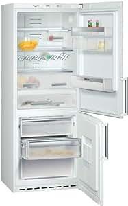 Siemens KG46NA03 Independiente 346L Blanco nevera y congelador - Frigorífico (346 L, 18 kg/24h, Blanco)